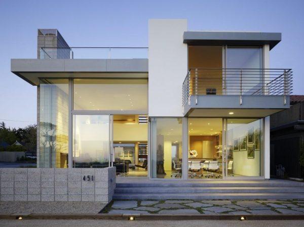 fachadas de edificios modernos