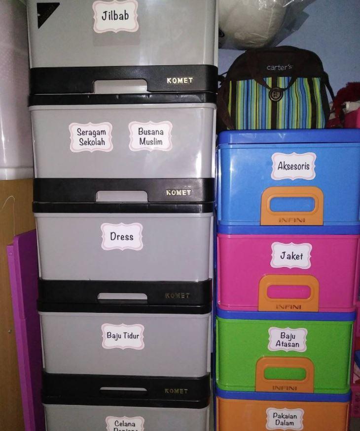 formas de organizar un trastero