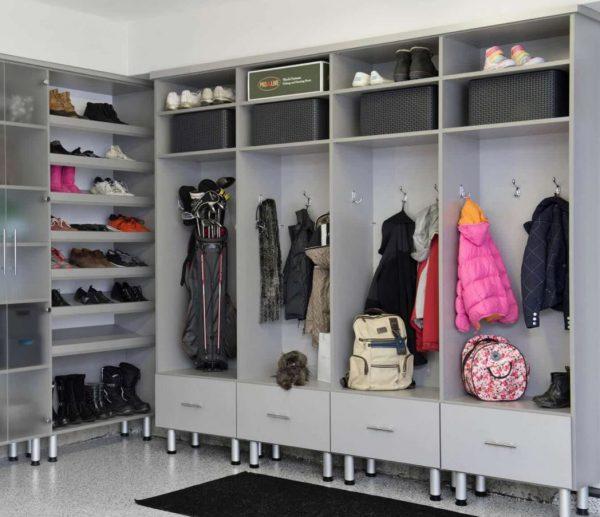 ideas de como organizar un garaje