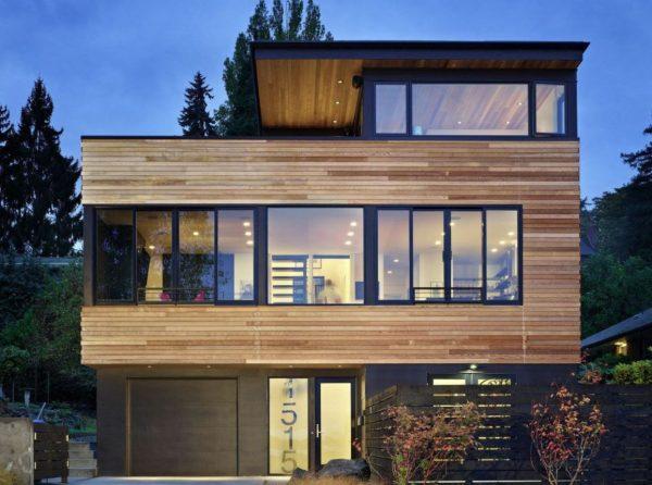 modelos de cerramientos exteriores para casas de madera