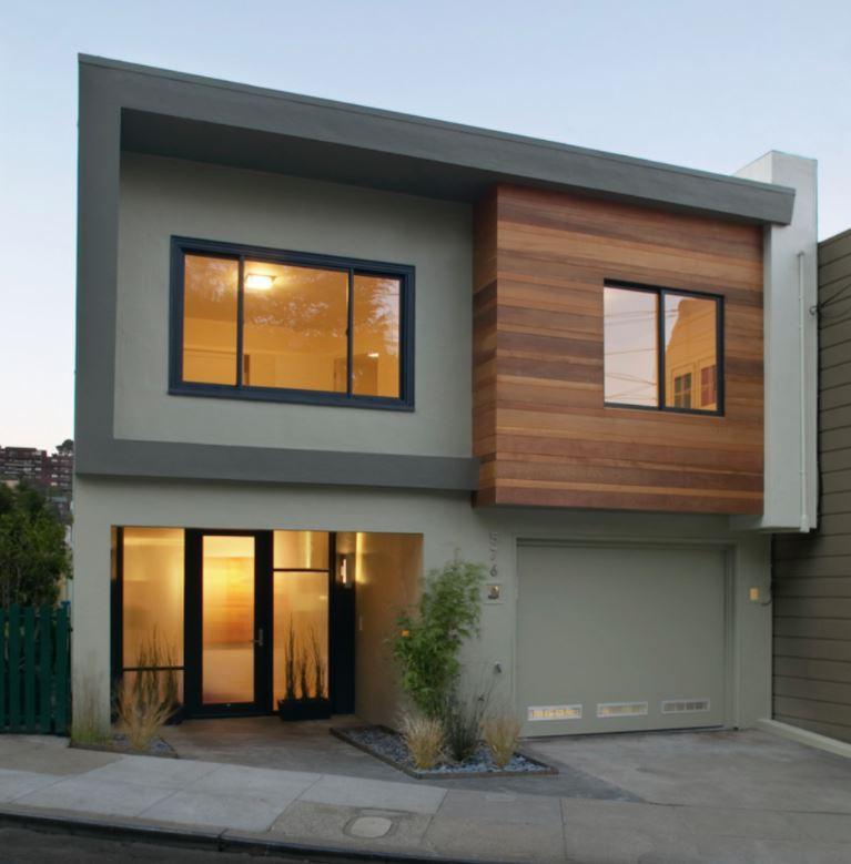 porches modernos para casas