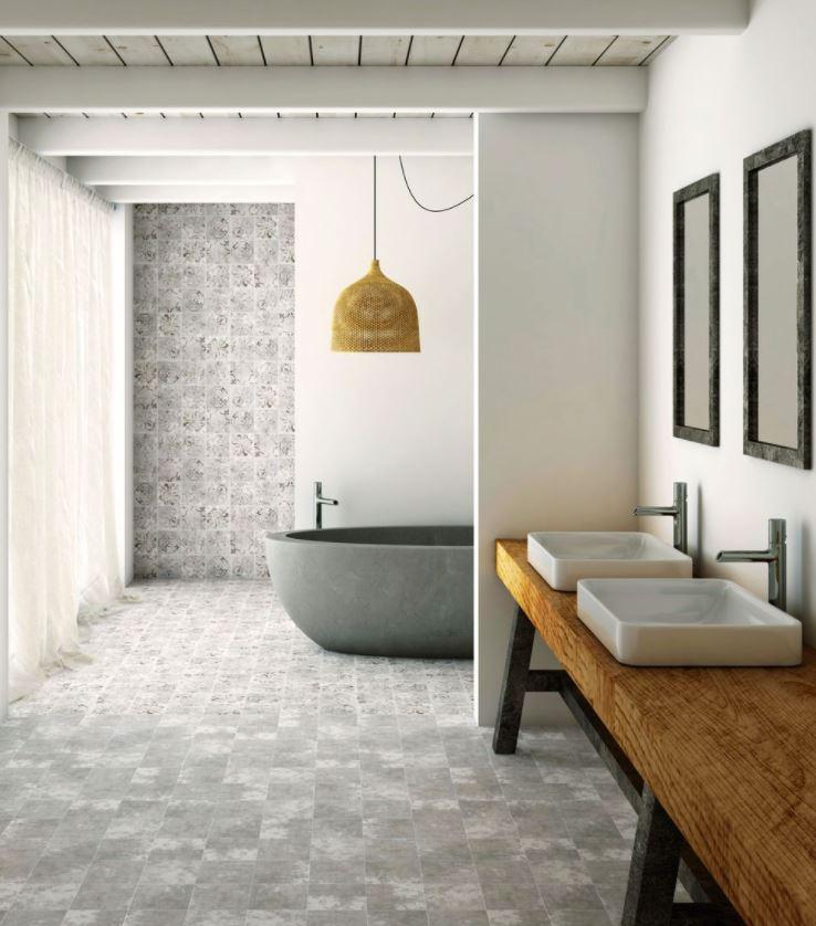 Baños de lujo modernos con bañera