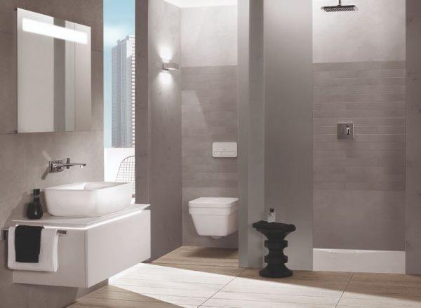 baños con inodoro independiente
