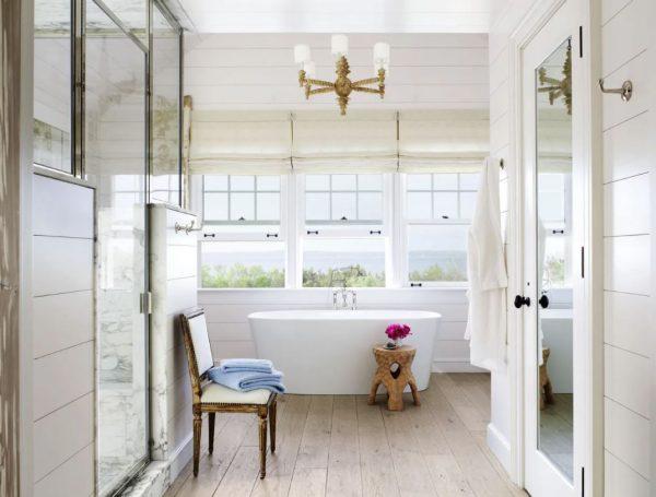 baños señoriales modernos
