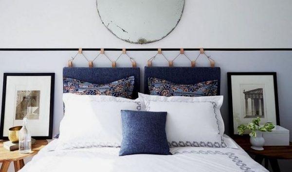 cabeceros de cama originales caseros