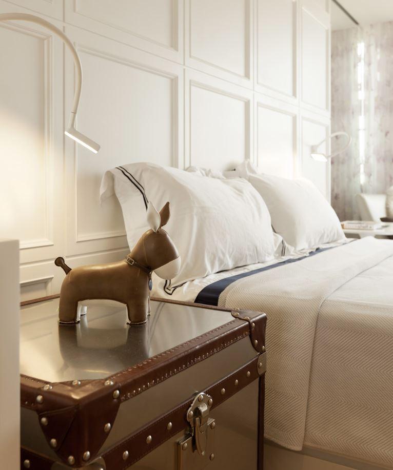 cabeceros de dormitorios sencillos minimalistas