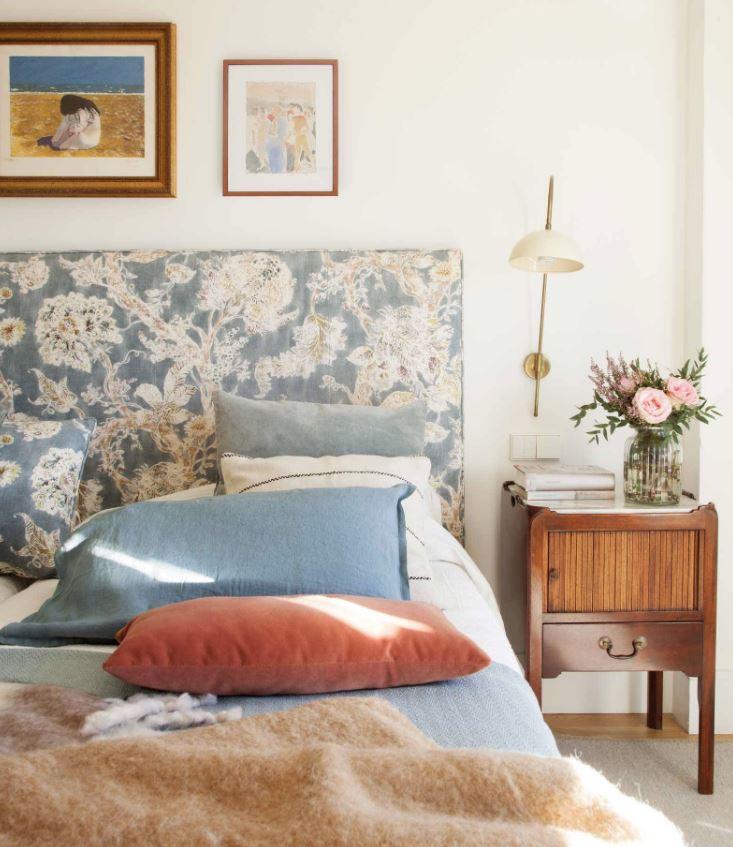 cabezales de cama originales rusticos vintage