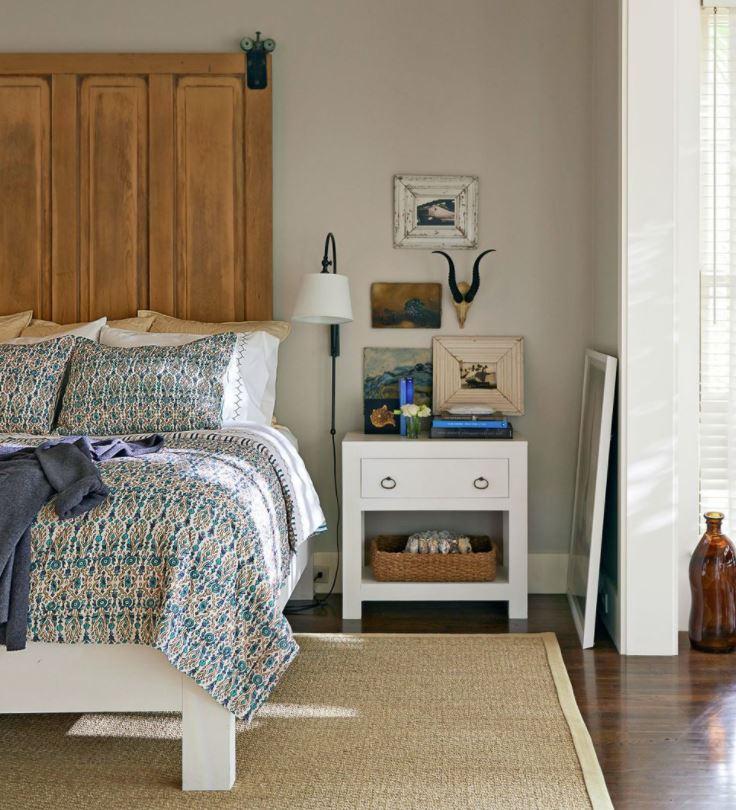 cabezales para camas de madera