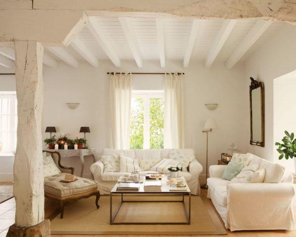 como decorar una casa rustica