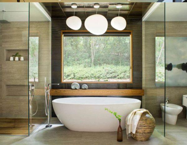 decorar baños de lujo