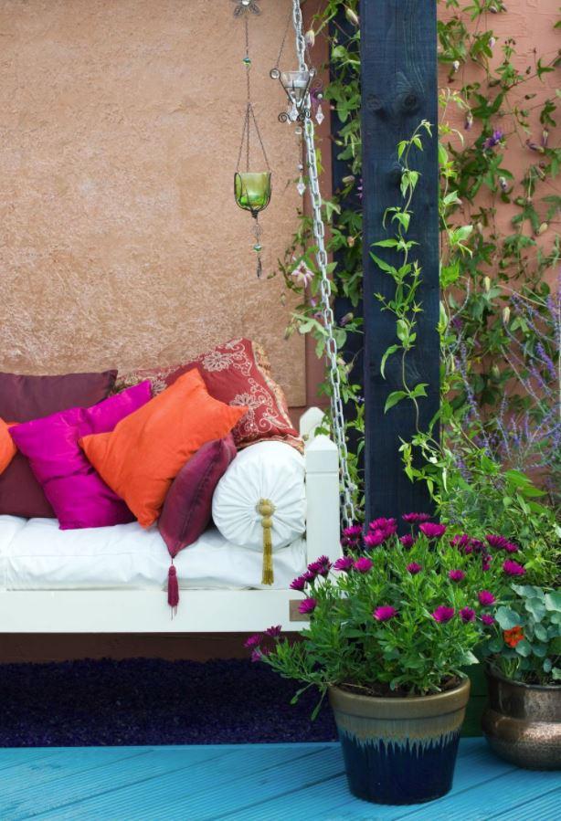 detalles para decorar patios