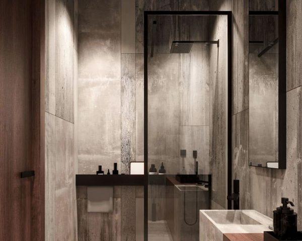 ducha para baño modernas