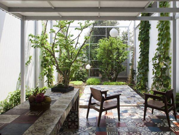 ideas de decoracion para un patio interior
