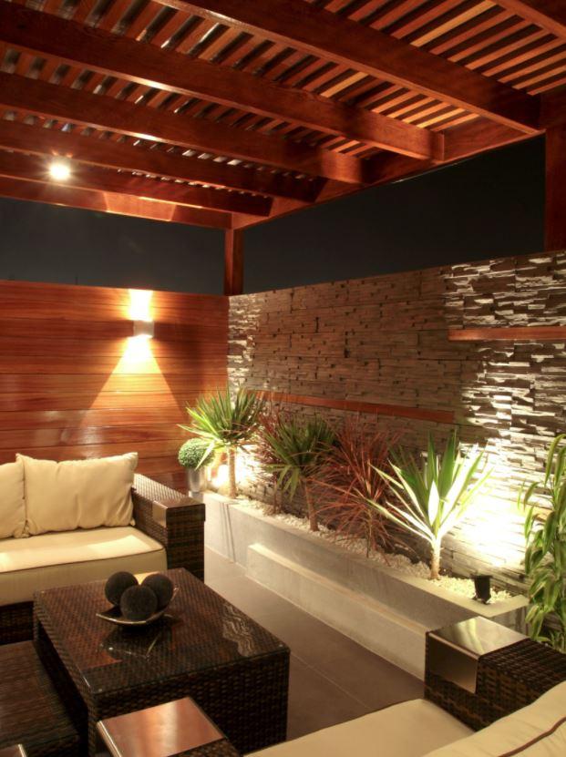 ideas de decoracion patios interiores