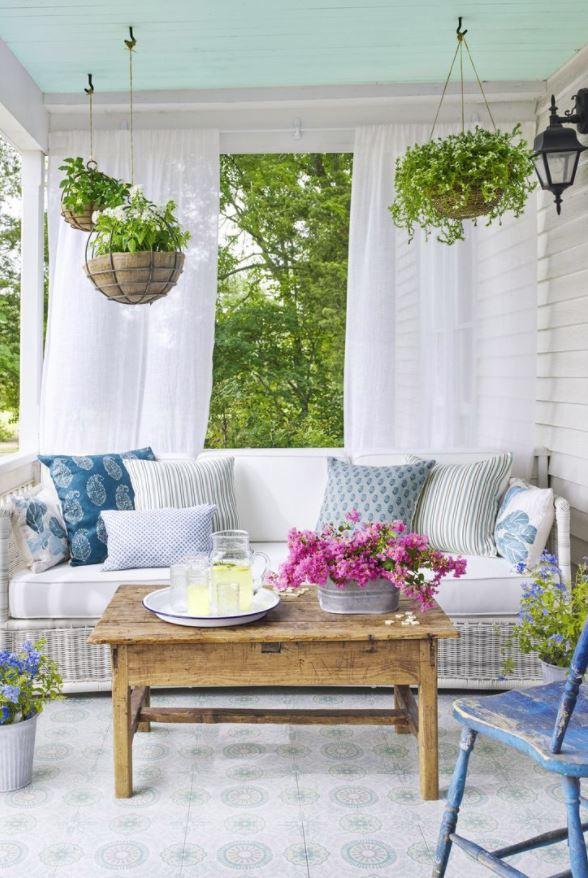 ideas para cerrar un patio interior