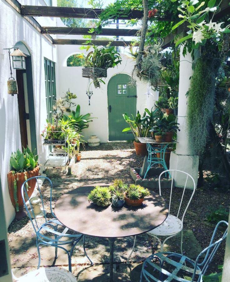 ideas para techar patio interior