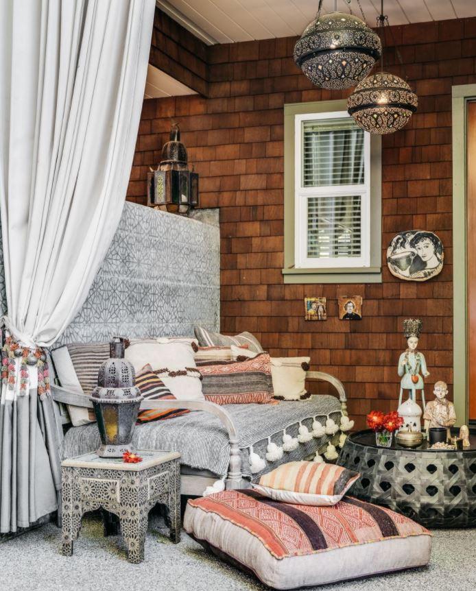 patio interior estilo arabe