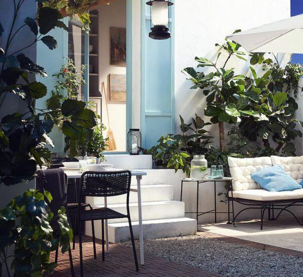 patios mediterraneos decoracion