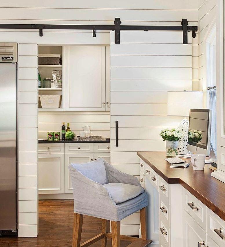 puertas correderas cocina modernas