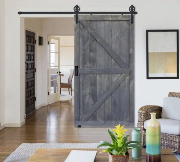 puertas de cuarterones antiguas cocina