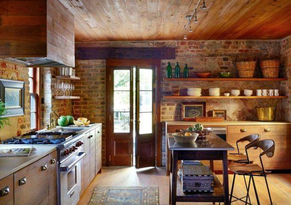 cocinas para casas de campo