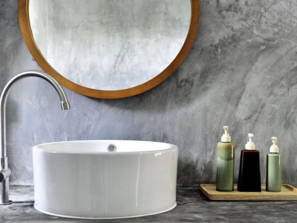 como decorar baños pequeños