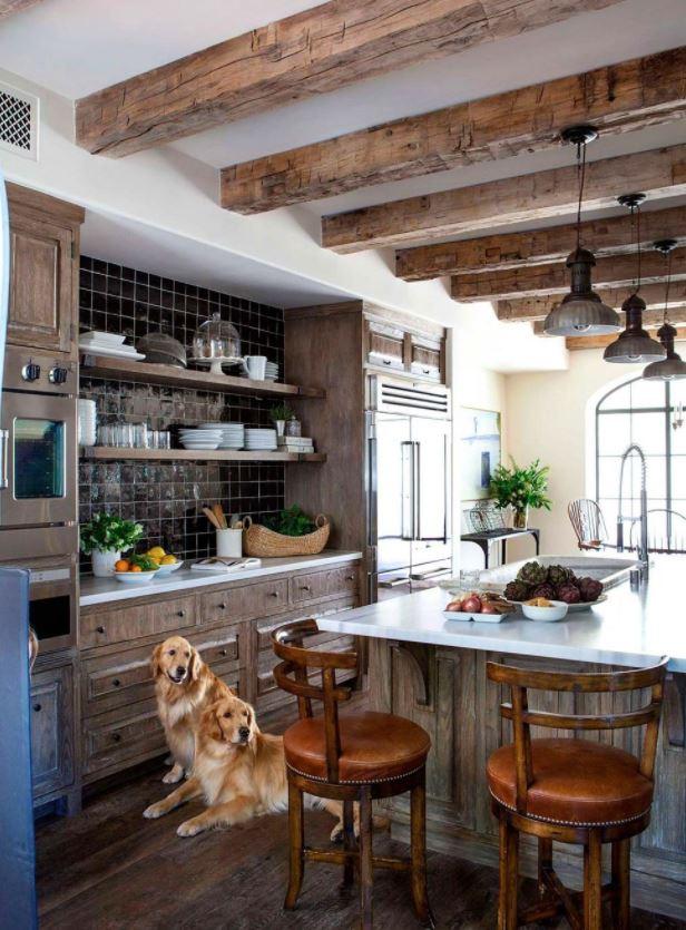 como decorar una casa rustica con bajo presupuesto