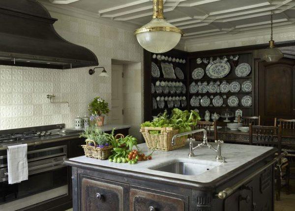 decoracion casas de pueblo fotos cocina