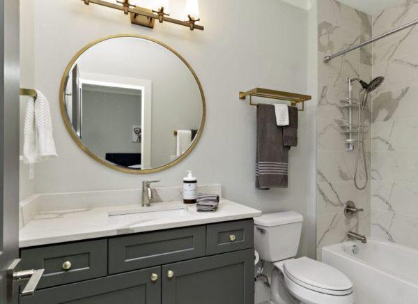 decorar baño clasico