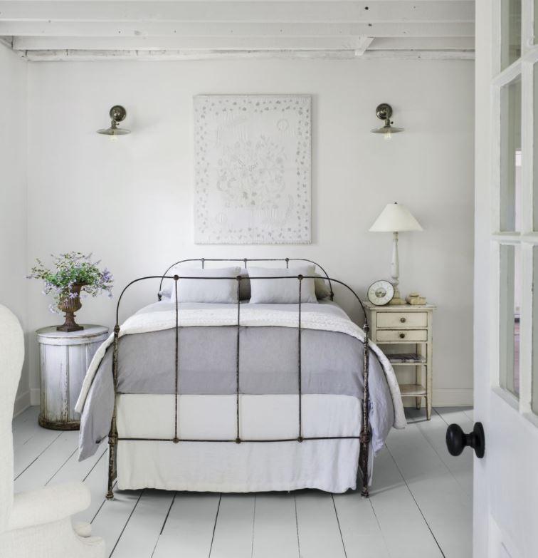 decorar dormitorio en tonos grises