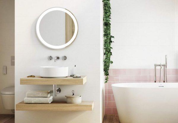 decorar lavabos para baño