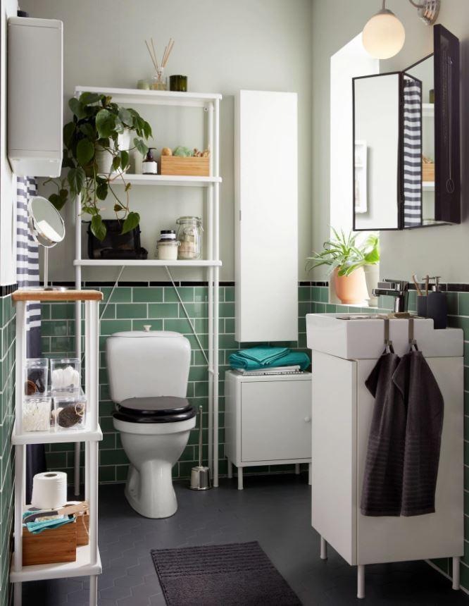 decorar lavabos para baños