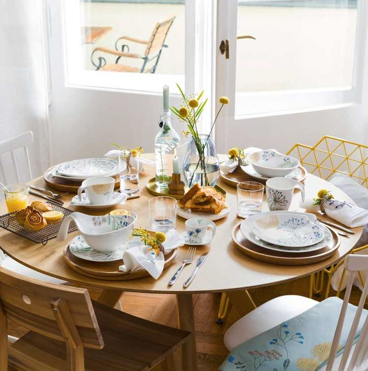 decorar salon comedor estrecho y alargado