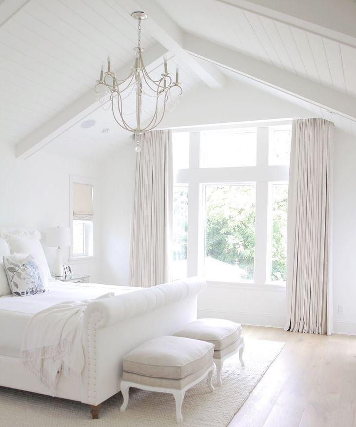 ideas de decoracion dormitorios blancos