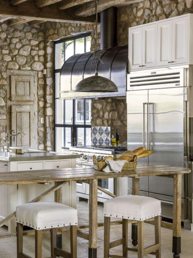 merenderos modernos para cocina rustica