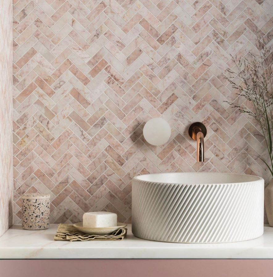 muebles de baño con lavabo modernos