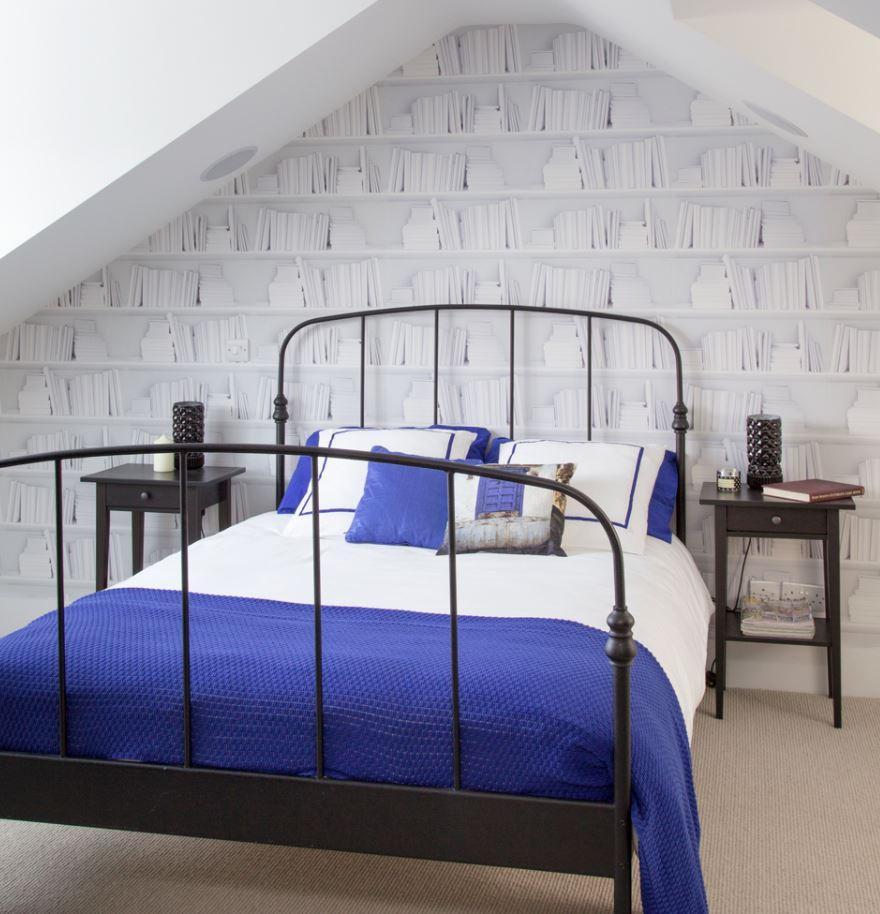 paredes blancas para dormitorio matrimonio