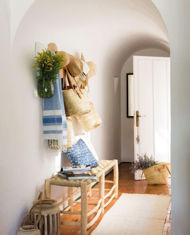 alfombras de entrada y pasillo