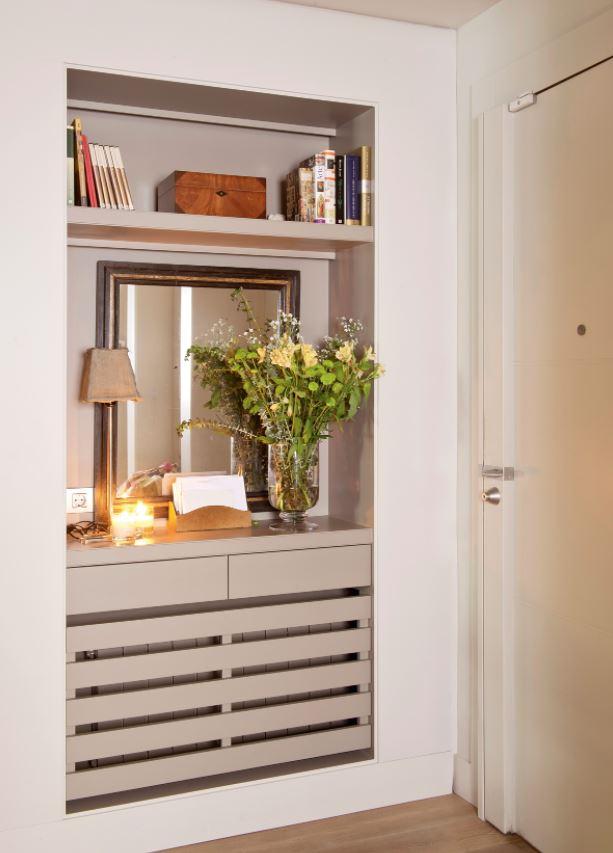ideas para pintar muebles del recibidor