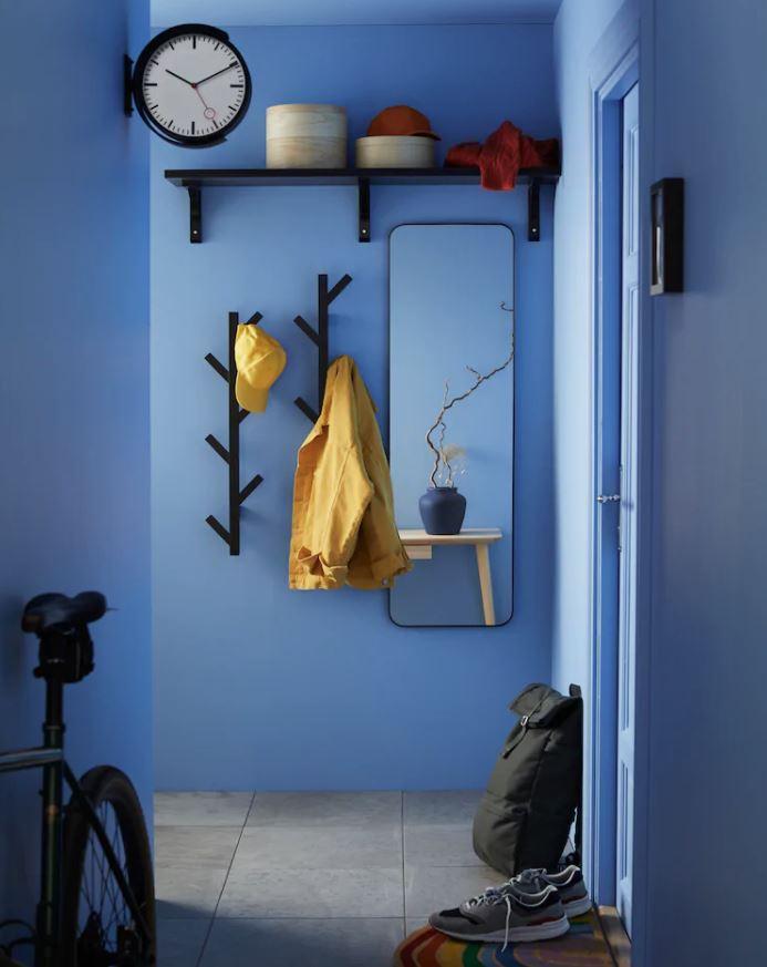 ideas para pintar un recibidor