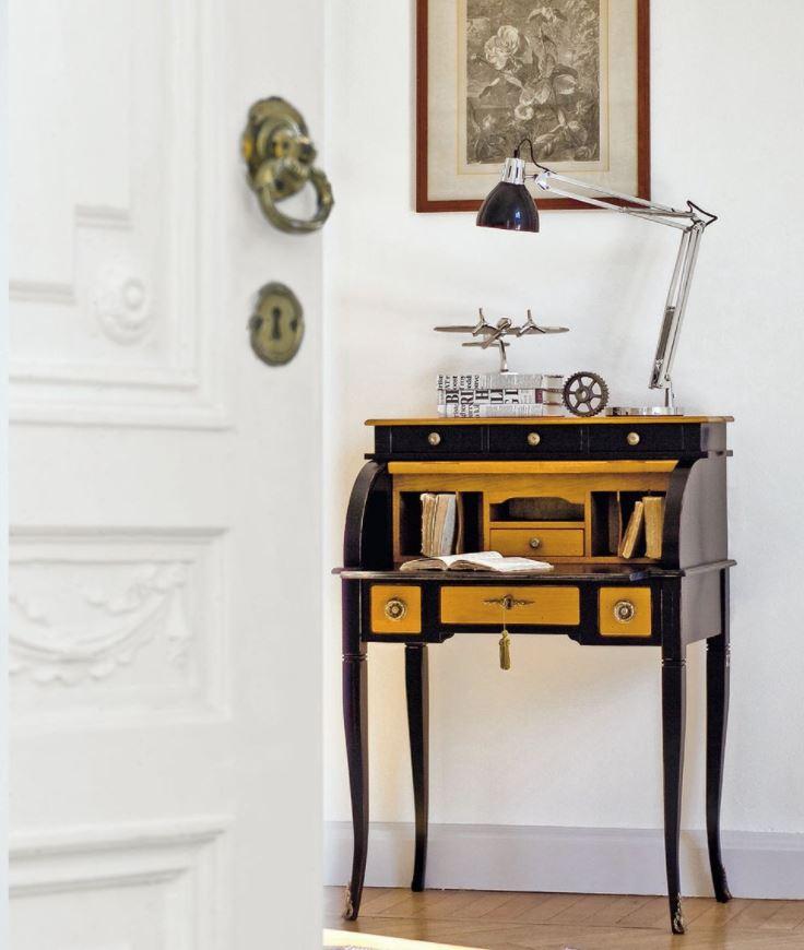 muebles recibidor retro vintage