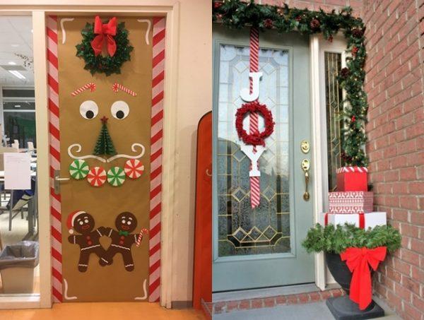 casas decoradas navideñas