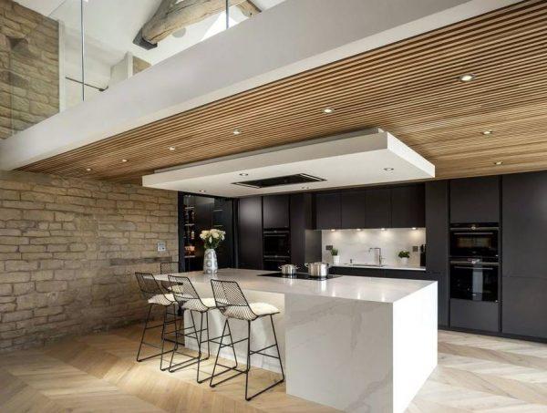 extractores de cocina para techo