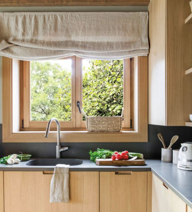 Estores para cocina lavables