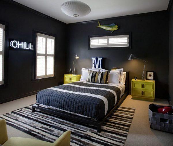Ideas para decorar una habitación juvenil de chico