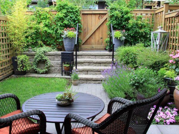 Jardines Rústicos con encanto