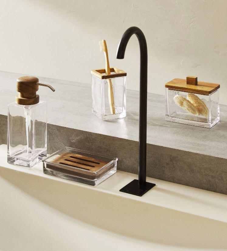 accesorios modernos baño