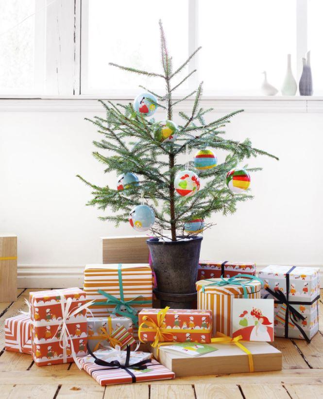 arbol de navidad original diy