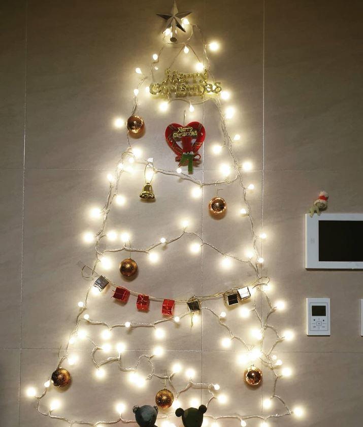 arboles de navidad de pared originales