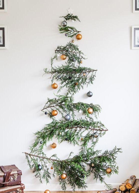 arboles de navidad originales manualidades